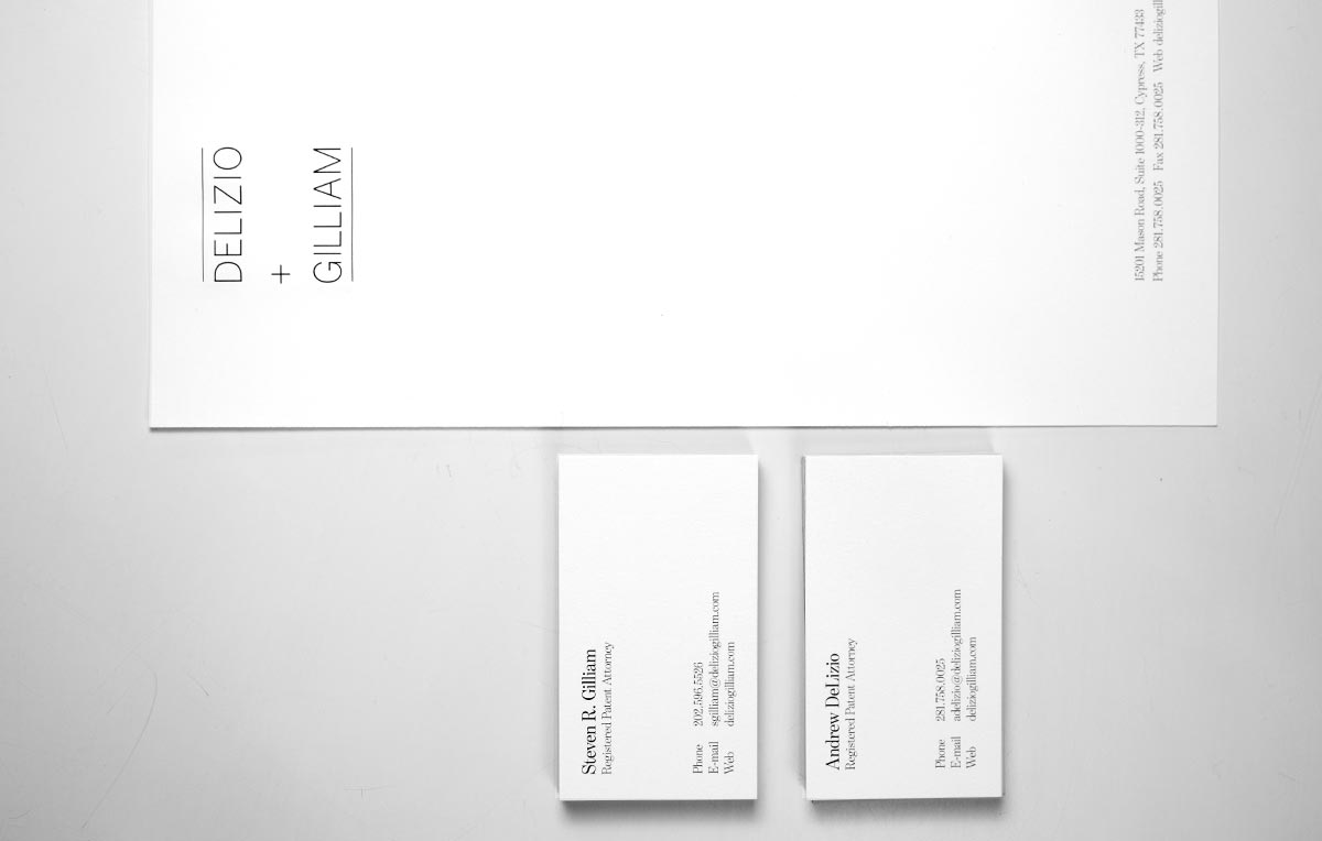 delizio+gilliam stationary