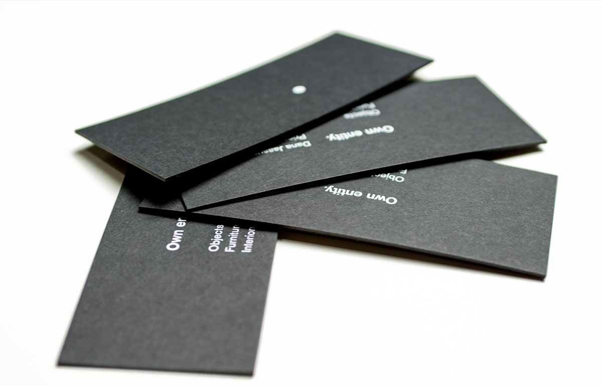 Own Entity - Business Cards