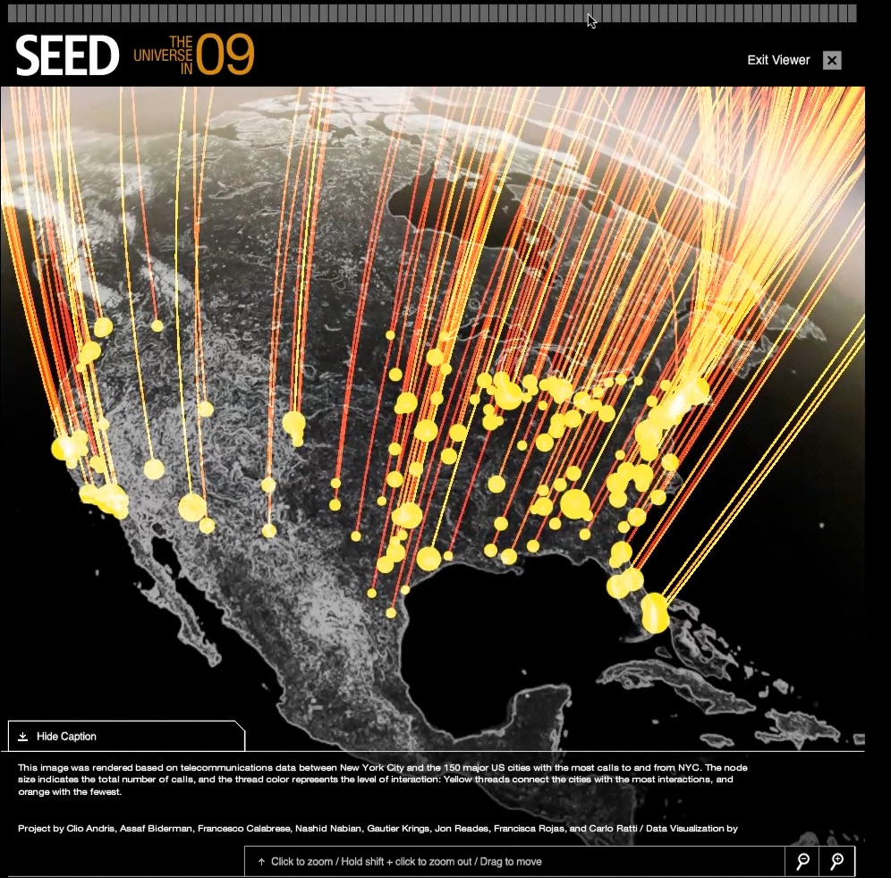 Seed Magazine - The Universe In 2009